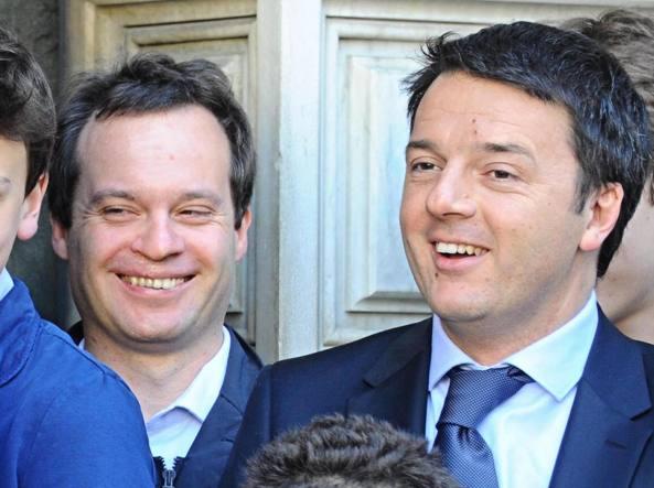 Matteo Renzi su Boschi:
