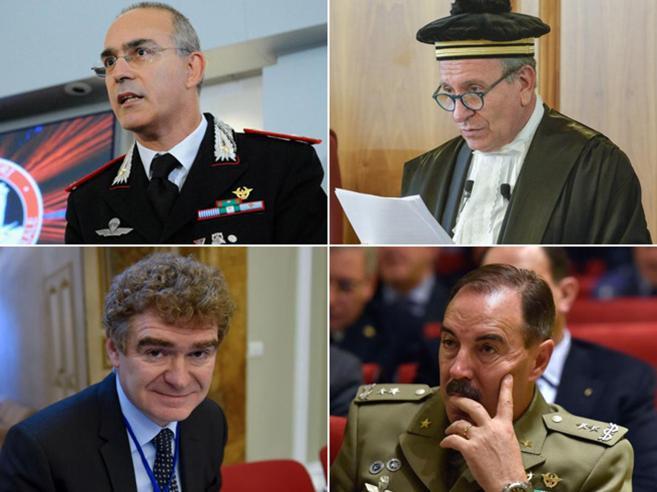 Dai Carabinieri alla ConsobIl governo rinnova i vertici