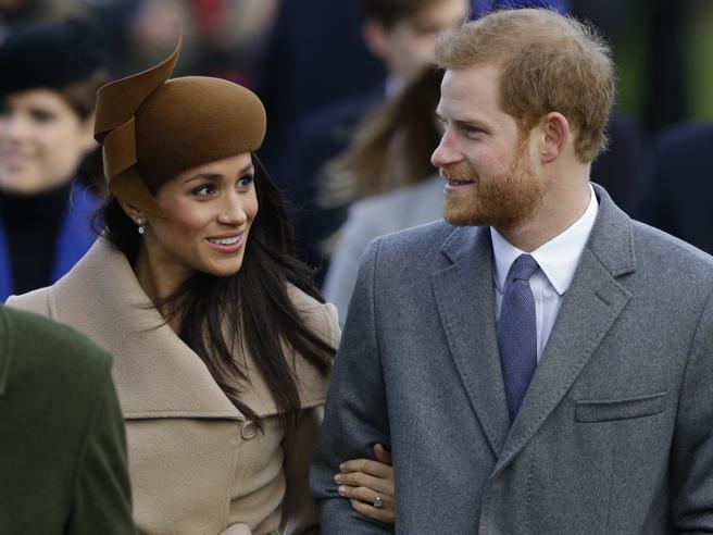 Gran Bretagna: Harry racconta «È stato un Natale fantastico con Meghan, siamo la famiglia che non ha mai avuto»