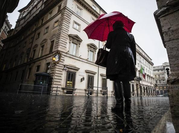 Previsioni meteo per Natale e Santo Stefano: addio sole, pioggia in arrivo