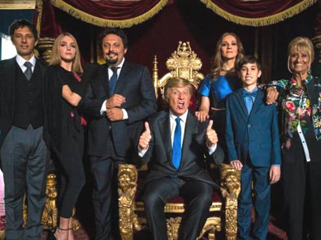 Tutti al cinema anche il giorno di Natale vince «Poveri ma ricchissimi» di Brizzi