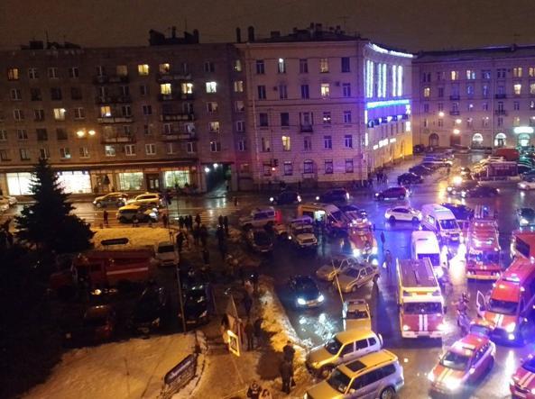 San Pietroburgo, preso l'autore dell'attentato al centro commerciale