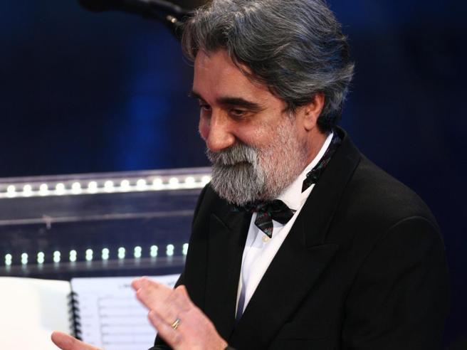 Sanremo 2018, Beppe Vessicchio escluso dal Festival