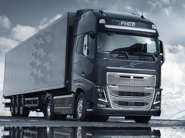 Volvo dopo le auto anche i camion passano ai cinesi di - Foto di grandi camion ...