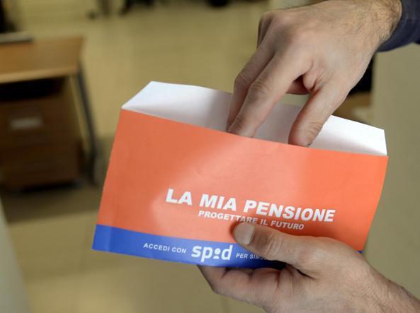 Pensioni in pagamento il 3 gennaio