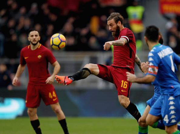 Roma-Sassuolo 1-1, pagelle, voti e highlights 19^ giornata: a Pellegrini risponde Missiroli