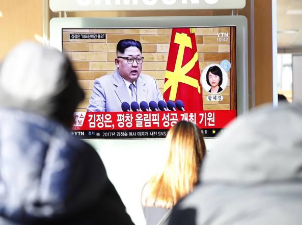 Nord Corea, l'annuncio di Kim: