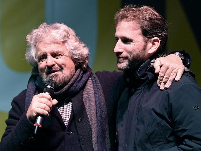 Grillo stacca il suo blog e si allontana da Casaleggio (che non lo gestirà più)