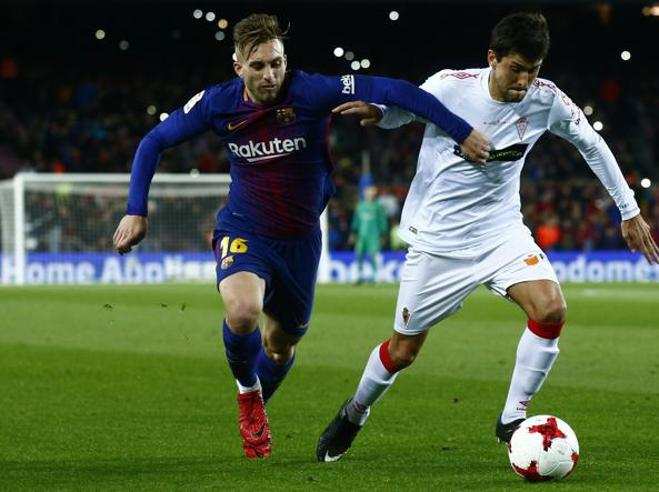 Calciomercato, Inter su Deulofeu e Aleix Vidal Lazio: dopo la sosta arriva Caceres