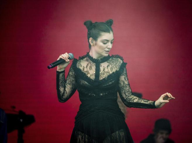 Una pagina sul Washington Post contro Lorde e il concerto saltato
