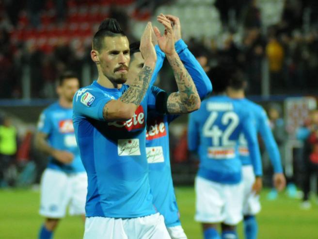 L'Atalanta va al San Paoloper tentare lo  sgambetto al NapoliSarri fa turn over con giudizio