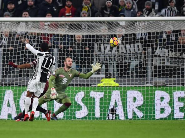 Juventus-Torino 2-0: i bianconeri volano in semifinale