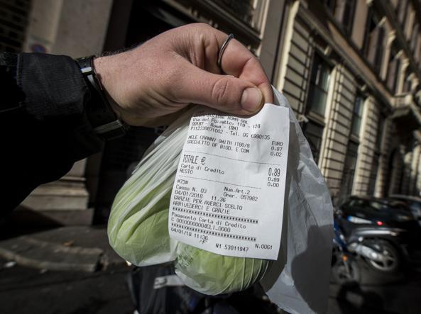 Sacchetti bio, polemica politica: ma in Ue non tutti fanno come l'Italia