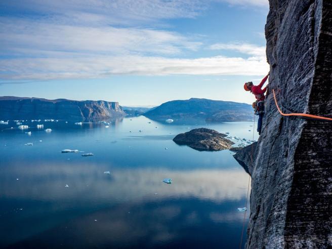 In montagna per scalare i nostri limiti
