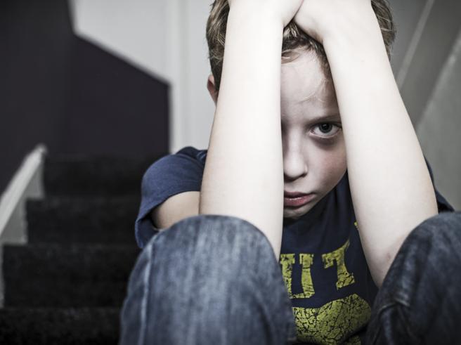 Aiutare un figlio vittima di bullismo