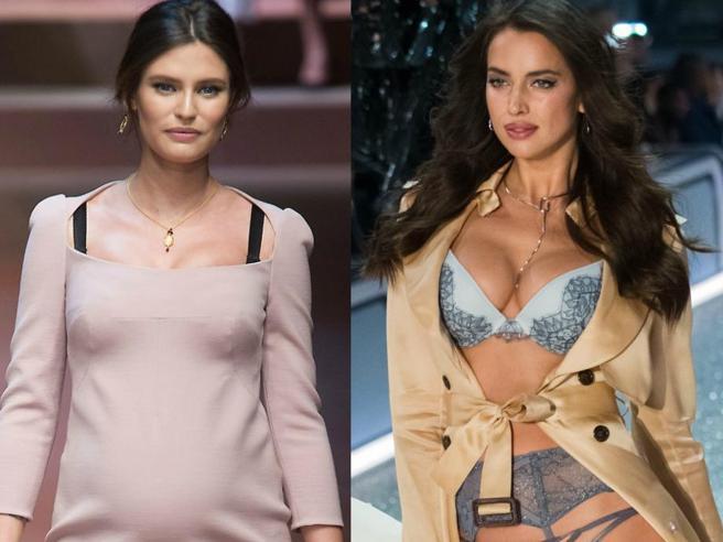 Da Bianca Balti a Irina Shayk: quando la modella sfila con il pancione