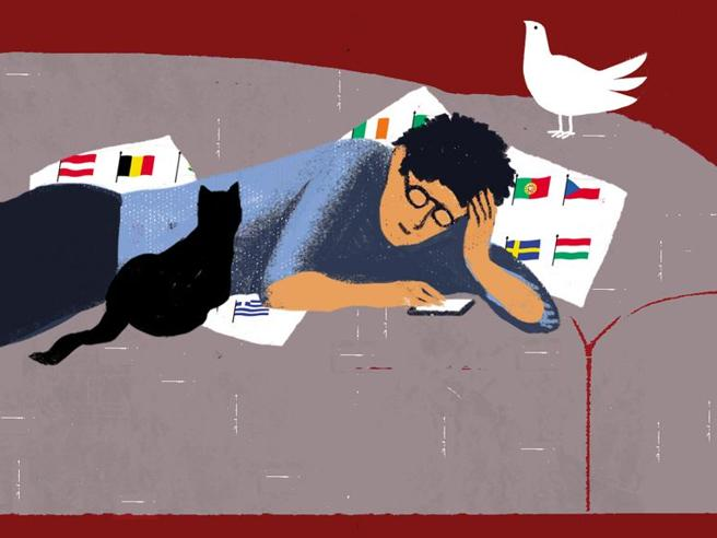Libertà, viaggi e  delusioni Foto#18anni sui social (e su «la Lettura»)
