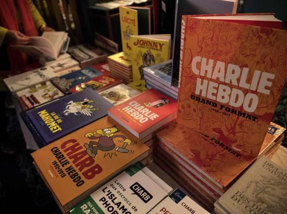 Charlie Hebdo, tre anni fa la strage