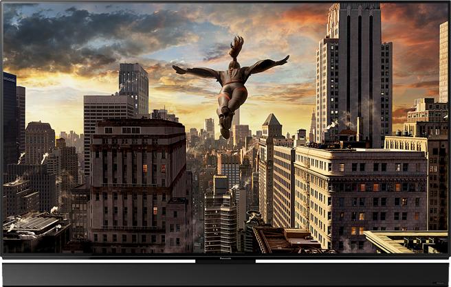 Ces 2018, i nuovi televisori: Panasonic anticipa tutti, due modelli Oled e Hdr10+