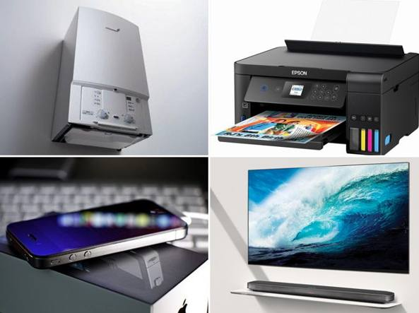Obsolescenza programmati nelle apparecchiature di consumo