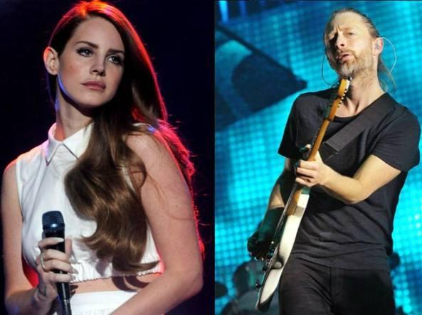 Radiohead accusano Lana Del Rey di aver copiato 'Creep'