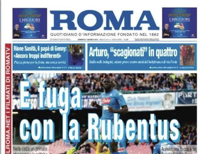 Dopo Cagliari-Juventus un quotidiano titola «Rubentus», i bianconeri pensano alla querela