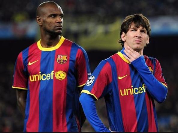 Barcellona, Abidal parla della malattia e il web attacca Messi