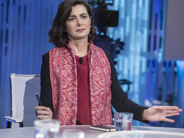 """Laura Boldrini e la fake news sul nipote che gira su Whatsapp"""""""