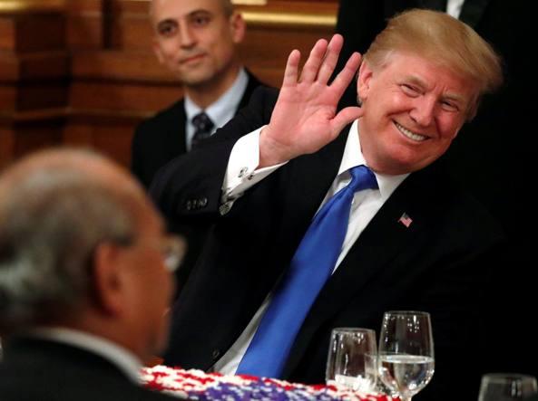 Trump: gli USA potrebbero rientrare nell'accordo sul clima