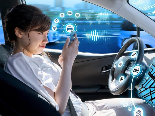 la guida autonoma diventa un affare per tutti