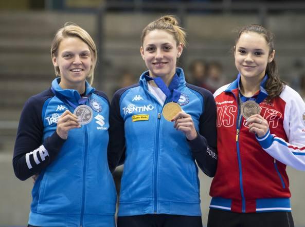 Short track, Europei: Fontana, ecco l'oro! Trionfo nei 1000 metri