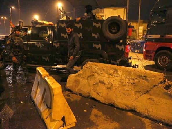 Iraq, 16 morti in duplice attacco suicida nel centro di Baghdad