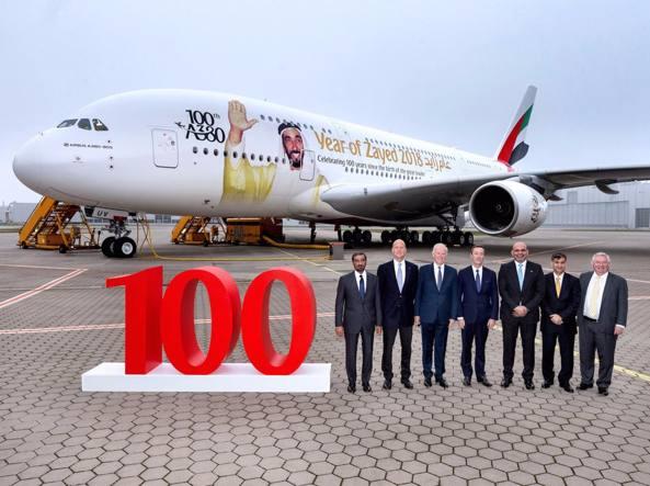 Airbus batte Boeing: 1.109 ordini nel 2017