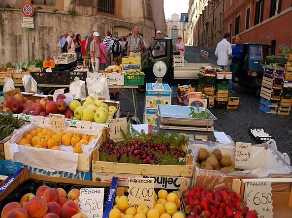 Istat: prezzi al consumo in crescita dell'1,2%