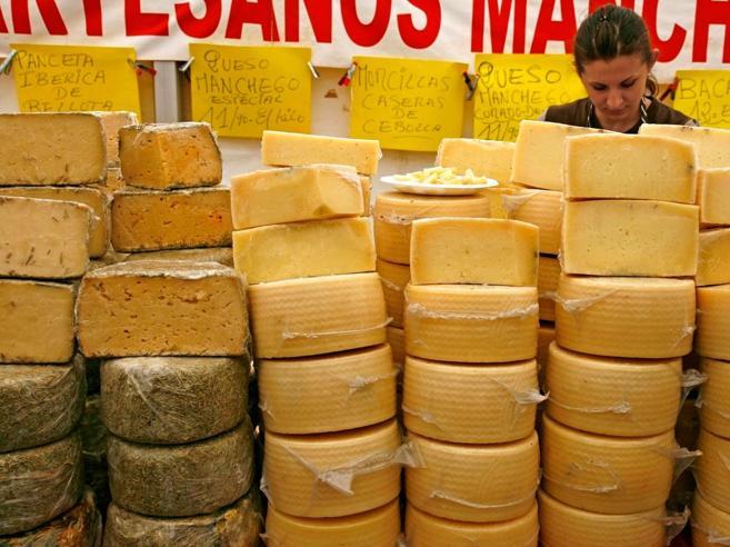 La «guerra» tra Europa e Messico  sul formaggio di Don Chisciotte