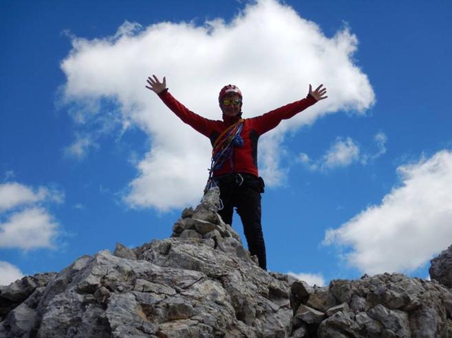 Il «collezionista» di Dolomiti:ha scalato le 86 cime più alte