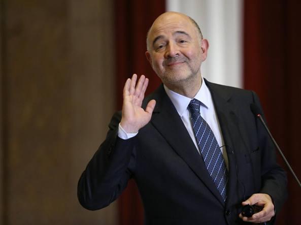 Moscovici contro Di Maio:
