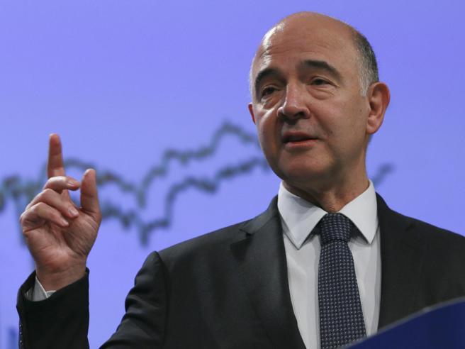 L'allarme di Bruxelles  sul voto italianoMoscovici: «Un rischio politico  per tutti»