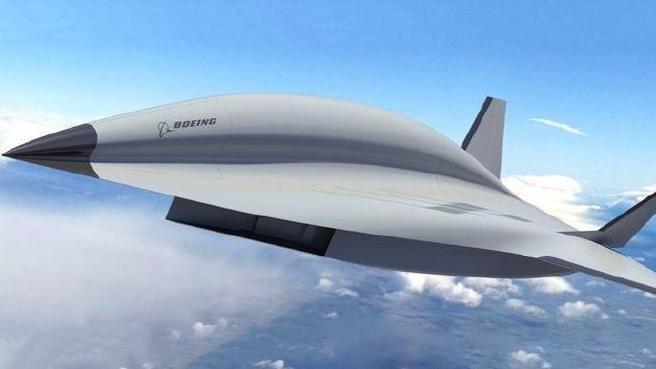 Boeing presenta il jet ipersonico da 6.000 km/h