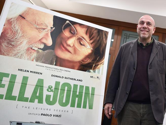 Di cosa parla «Ella & John», il nuovo film di Paolo Virzଠ