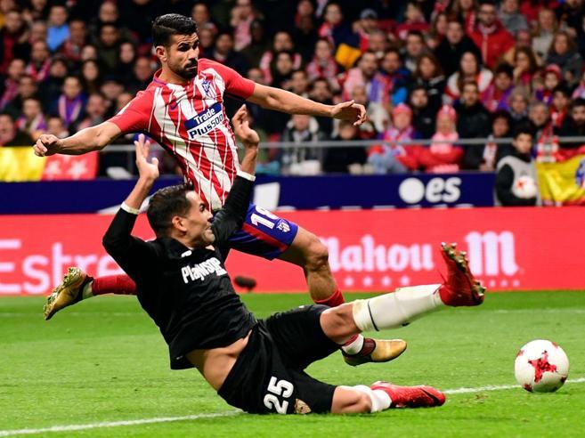 Spagna, Coppa del re: accoltellato tifoso dell'Atletico Madrid