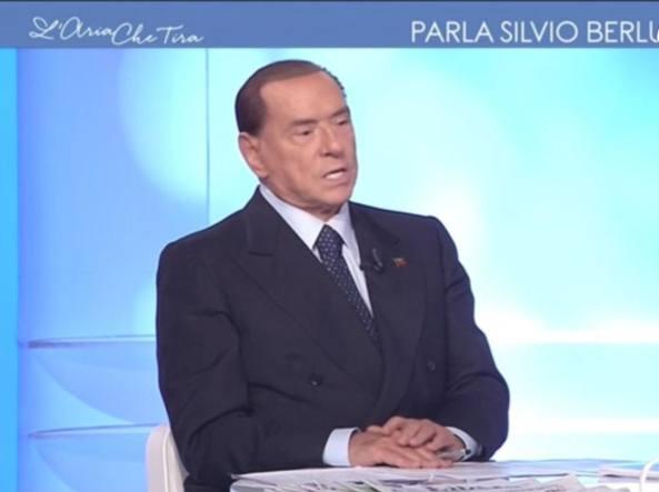 Elezioni, Berlusconi indica Salvini al ministero dell'Interno
