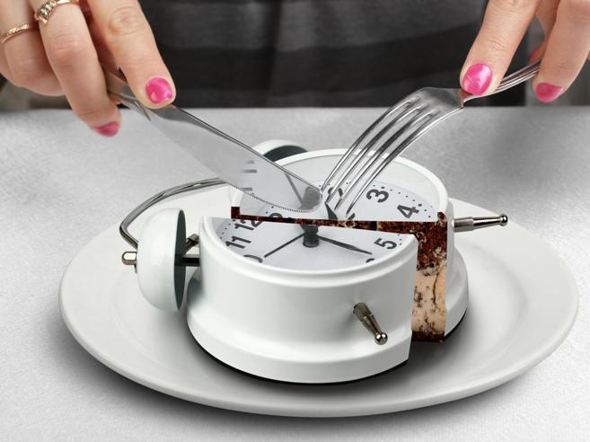 Mangiare lentamente riduce colesterolo, glicemia, ipertensione