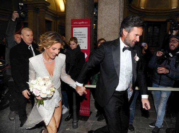 Carlo Cracco ha detto sì, lo chef ha sposato Rosa Fanti
