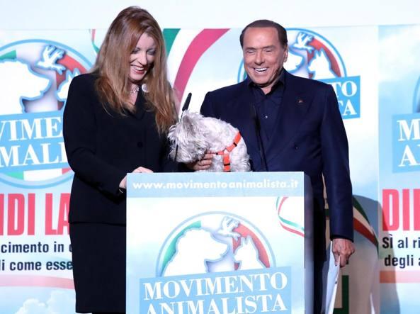 Stop alle pellicce, stretta sul circo: siglata l'intesa tra Berlusconi e Brambilla