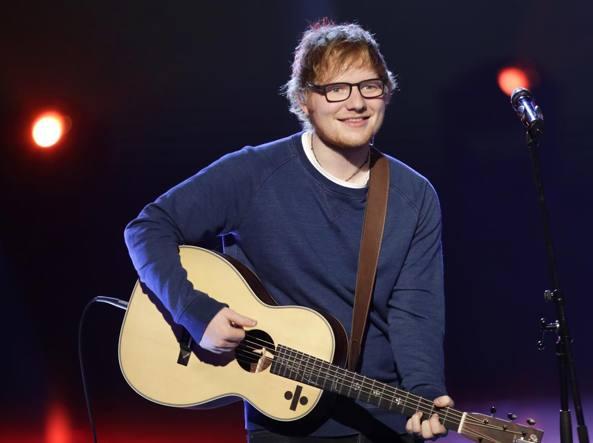 Ed Sheeran,