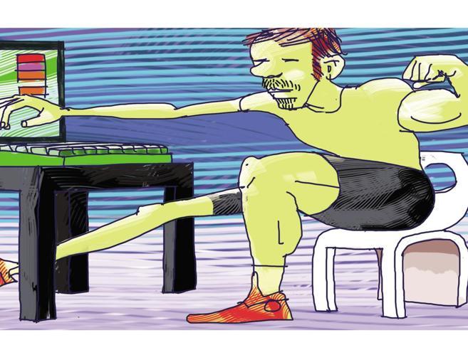 Doping fai da te: i rischi del web Boom di bustine e integratori
