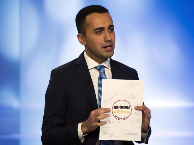 Elezioni 2018, M5S: Di Maio presenta a Pescara i candidati