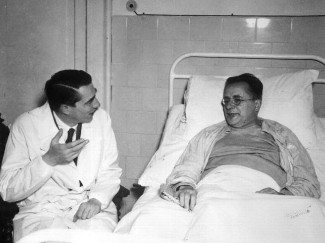 Togliatti fu ferito e l'Italia  insorseLa rivolta  senza padri del luglio 1948