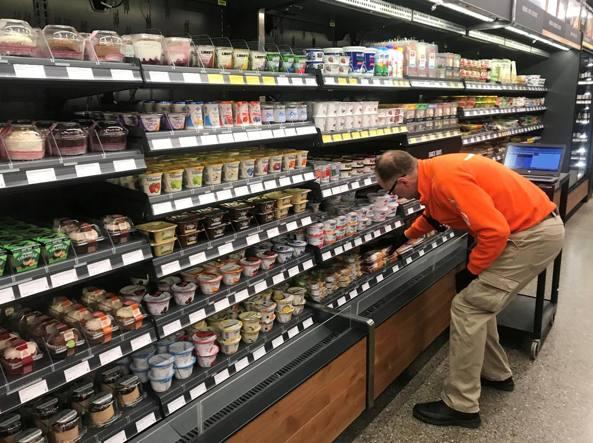 Amazon, a Seattle il primo negozio al mondo senza cassa e cassieri